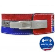Longhorn™ 3 Color: Suede Lever Belt