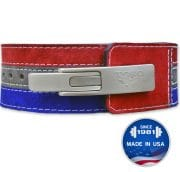Brahma™ 3 Color: Suede Lever Belt