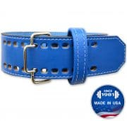Longhorn™ Finished Leather Quick Release Belt