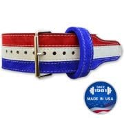 Brahma™ 3 Color: Suede Prong Belt
