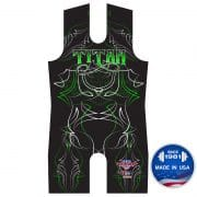Hot Rod Sublimated Singlet
