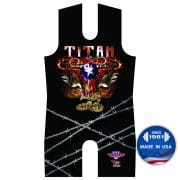 Desperado Sublimated Singlet