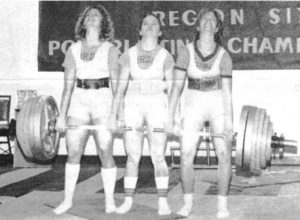 Three Sister Deadlift