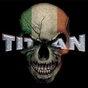 DTG T-Shirt: Irish Skull