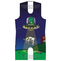 Off the Farm Sublimated Singlet